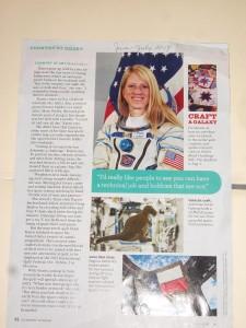 Astronaut Quilter 2